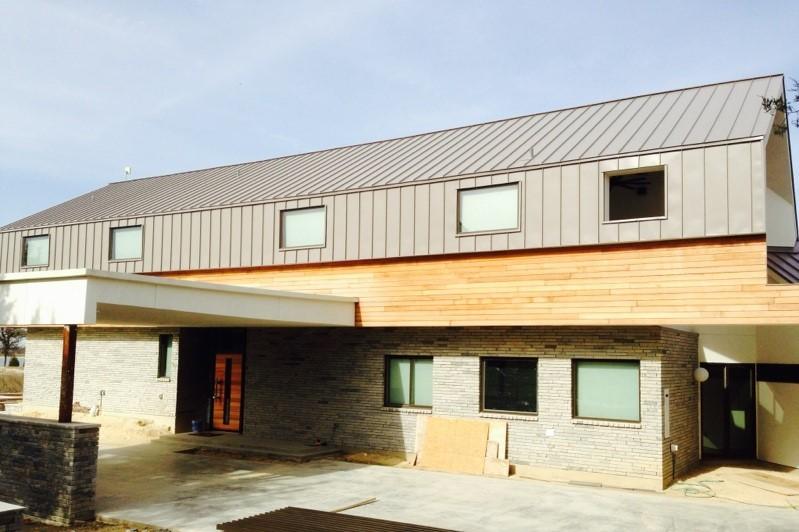 residential metal roofing