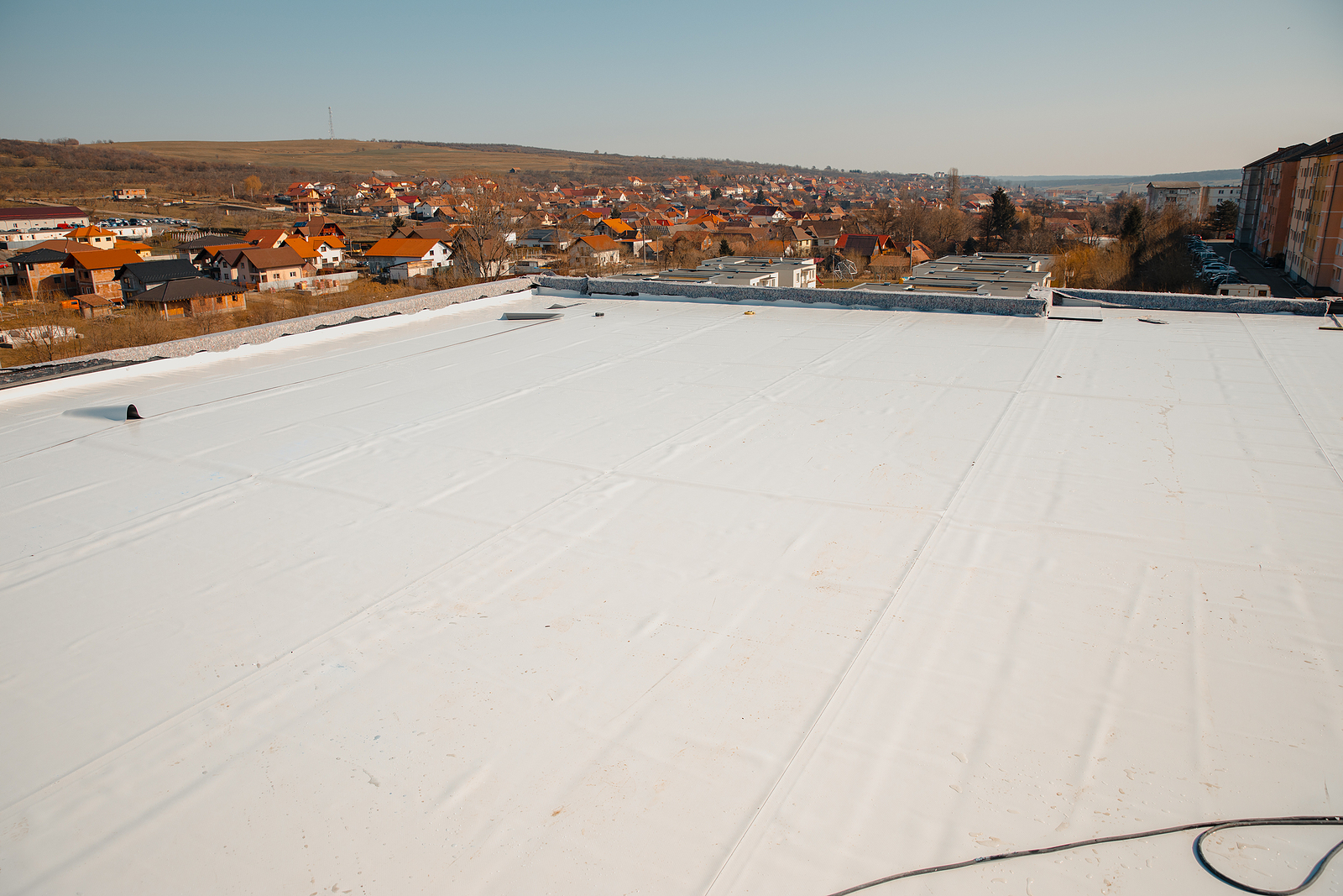 Flat vs Pitched Roofs for Commercial Buildings